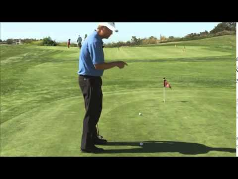 Golf Putting Distance Control Tip  How to Improve Your Golf Stroke Mechanics when Putting