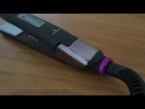 Lee Stafford Academy Ionic Flat Iron Straighteners Unboxing And Overview