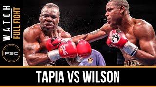 Tapia vs Wilson FULL FIGHT: December 8, 2015 - PBC on FS1