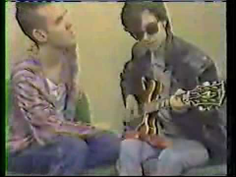 The Smiths - Live on Data Run c. 1984, a British TV Program