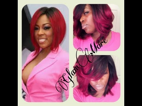 K. Michelle Red Inspired
