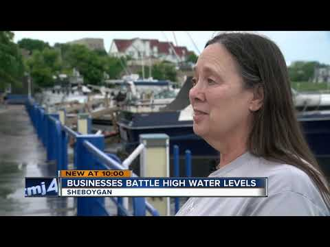 Rising Water A Concern For Sheboygan Businesses