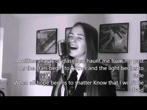 Sam Smith - Writings On The Wall - Connie Talbot Cover Lyrics