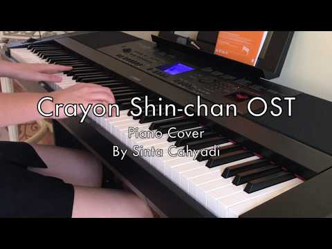 Crayon Shinchan OST - Piano Cover