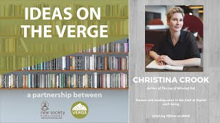 Ideas on the Verge: Christina Crook on Moving from FOMO to JOMO.
