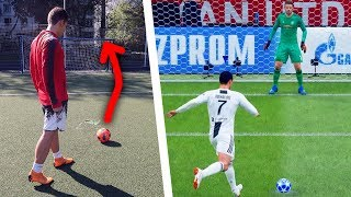 видео: ПЕНАЛЬТИ В ЖИЗНИ VS ПЕНАЛЬТИ В FIFA