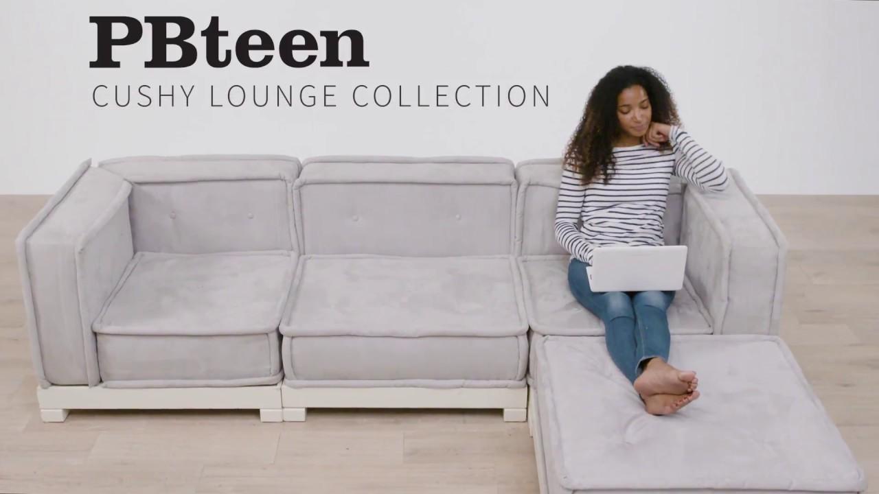 Cushy Lounge Collection Pbteen