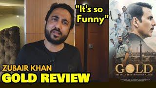 Video It's So Funny | Zubair Khan REVIEW on GOLD | Akshay Kumar, Mouni Roy download MP3, 3GP, MP4, WEBM, AVI, FLV Agustus 2018