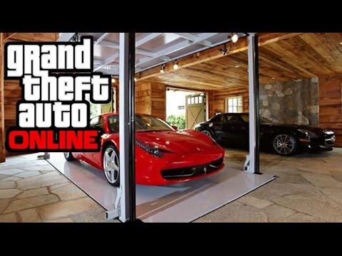 GTA 5 Online Secret Hidden Garage Location Glitch! GTA 5 Possible DLC (Grand Theft Auto V Glitches)