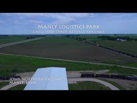Manly Logistics Park Details