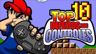 FFG: Top10 Defeitos dos Controles