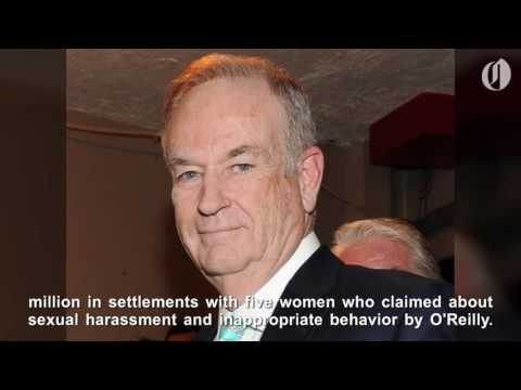 Bill O'Reilly Fired Following Claims of Sexual Harassment