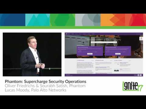 Phantom: Supercharge Security Operations