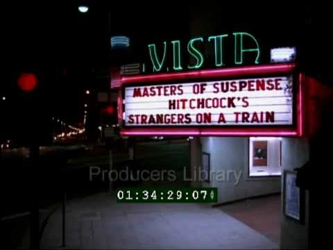 1980's - Vista Theater