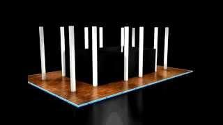 Exhibition Stand Design (animation)