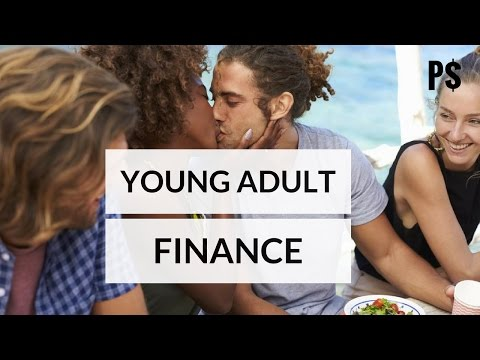 Financial Advice for Young Adults— Useful Tips – Professor Savings