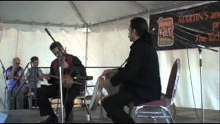 Imamyar Hasanov & Pejman Hadadi Richmond Folk Musik Festival 2011.mov