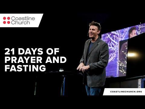 21 Days of Prayer and Fasting   Pastor Aaron Jayne