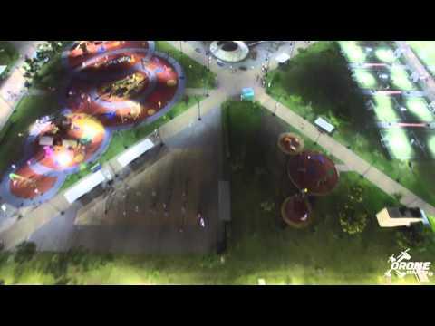 Drone Services - Parque Samanes Guayaquil