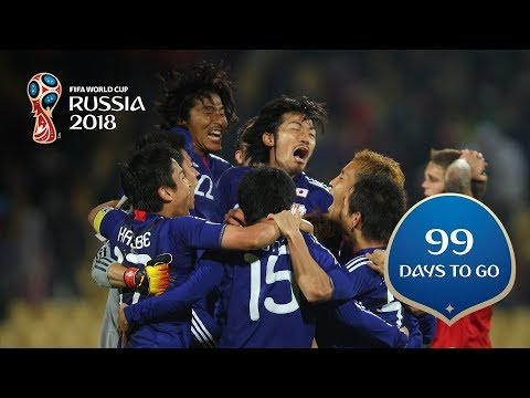 99 DAYS TO GO! Milestone for Asia on Tap