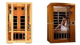 Top 5 Best Infrared Saunas Reviews 2016, Best Infrared Sauna on the Market