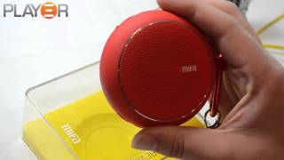 mifa F1 Bluetooth Speaker Review - Play3r