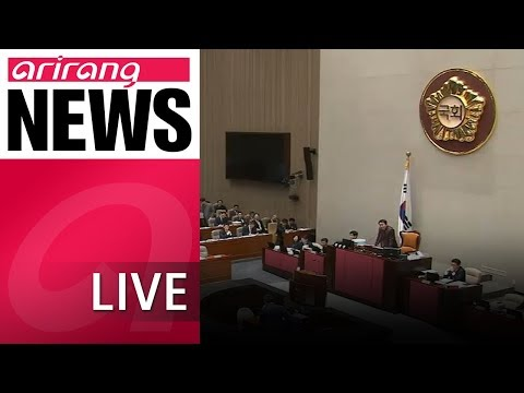 [LIVE/NEWSCENTER] Pres. Moon replaces Finance Minister and chief presidential policy chief..