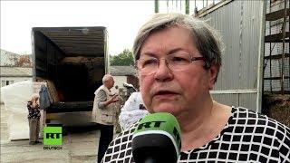 Одесская немка побывала на Донбассе.  И после того...