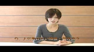 「東京俳優市場2010冬」第三話から本島愛子さんインタビュー。