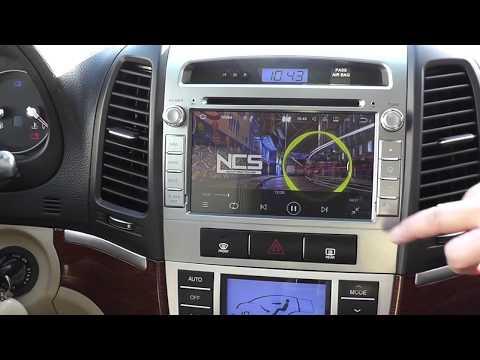 "Seicane 7"" Android radio - Hyundai Santa Fe Radio Install"