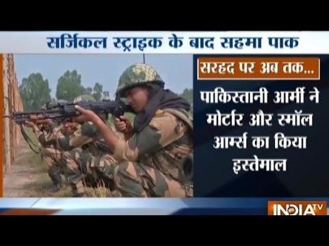 Pakistan Violates Ceasefire in Jammu Region, Resorts to Heavy Mortar Shelling