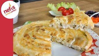 Tavada Pratik Su Böreği Tarifi | Kolay - Pratik Peynirli Su Böreği