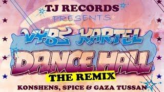 Vybz Kartel Ft Konshens, Spice & Tussan - Dancehall Remix | Explicit | April 2015