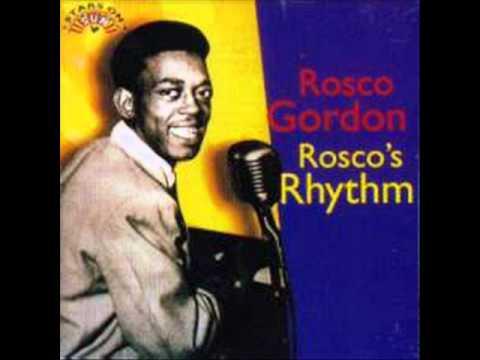 Rosco Gordon Love For You Baby (SUN 237) (1956)