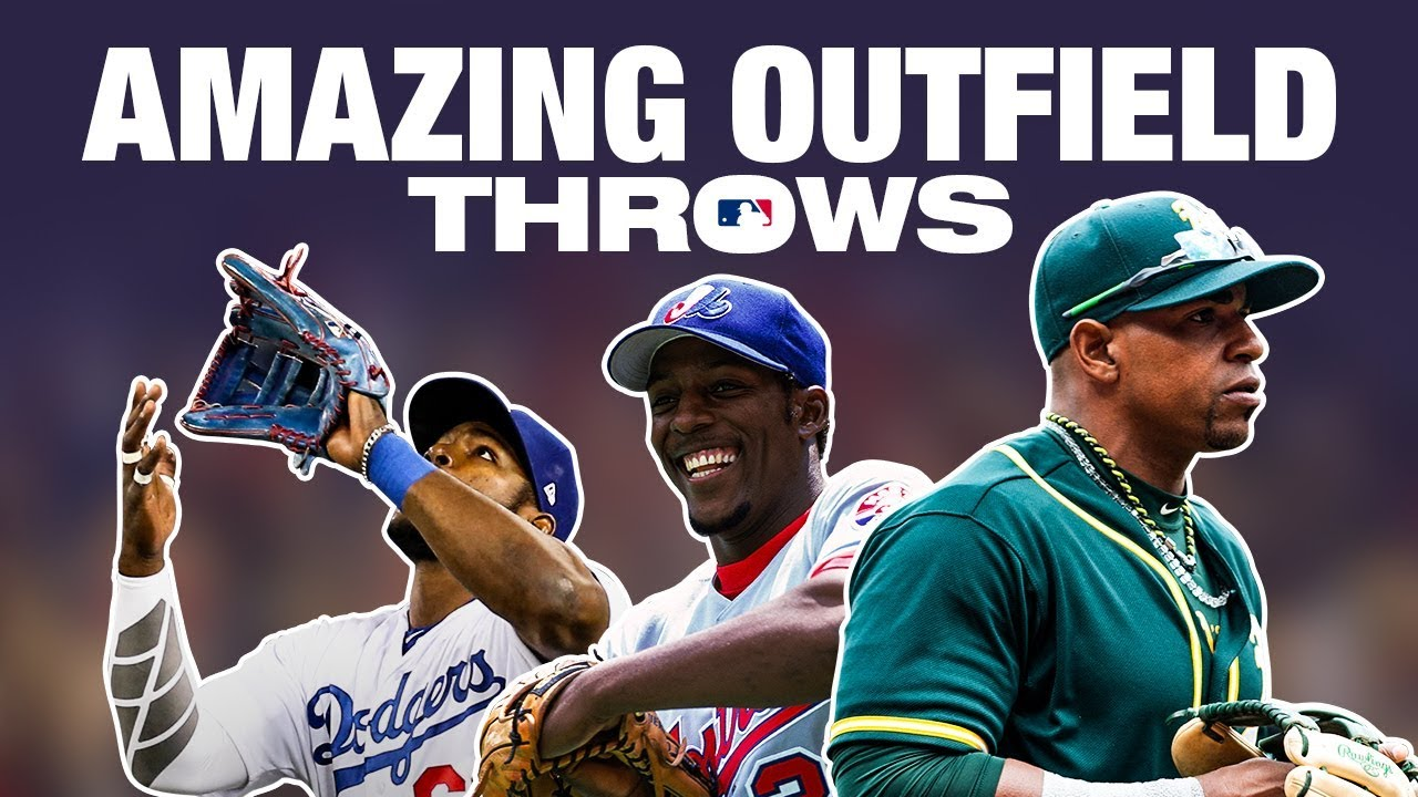 Unleash the Cannon: Legendary outfield throws