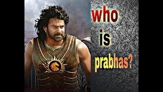 Prabhas lifestyle, income, House, cars, luxurious, biography