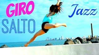 Giro Y Salto En El Aire Con Attitude, Paso De JAZZ / Perfecta De Pies A Cabeza (Dani Zilli)