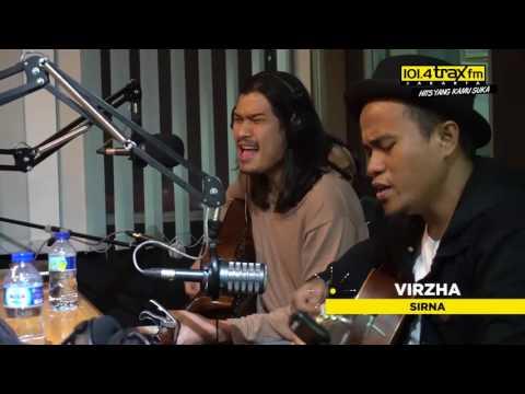 Virzha - Sirna #LIVE di Traxkustik On Air
