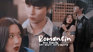 Download lagu [fmv] Romancin' – Seojun, Jukyung [True Beauty Drama ep. 2&3] ❝Hwang In Yeop, Moon Ga Young❞
