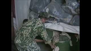 Форма ВС ЧРИ литовского производства(Отправленный из Литвы груз ичкерийской военной амуниции перехвачен российскими контрразведчикам Железн..., 2011-11-24T21:04:54.000Z)