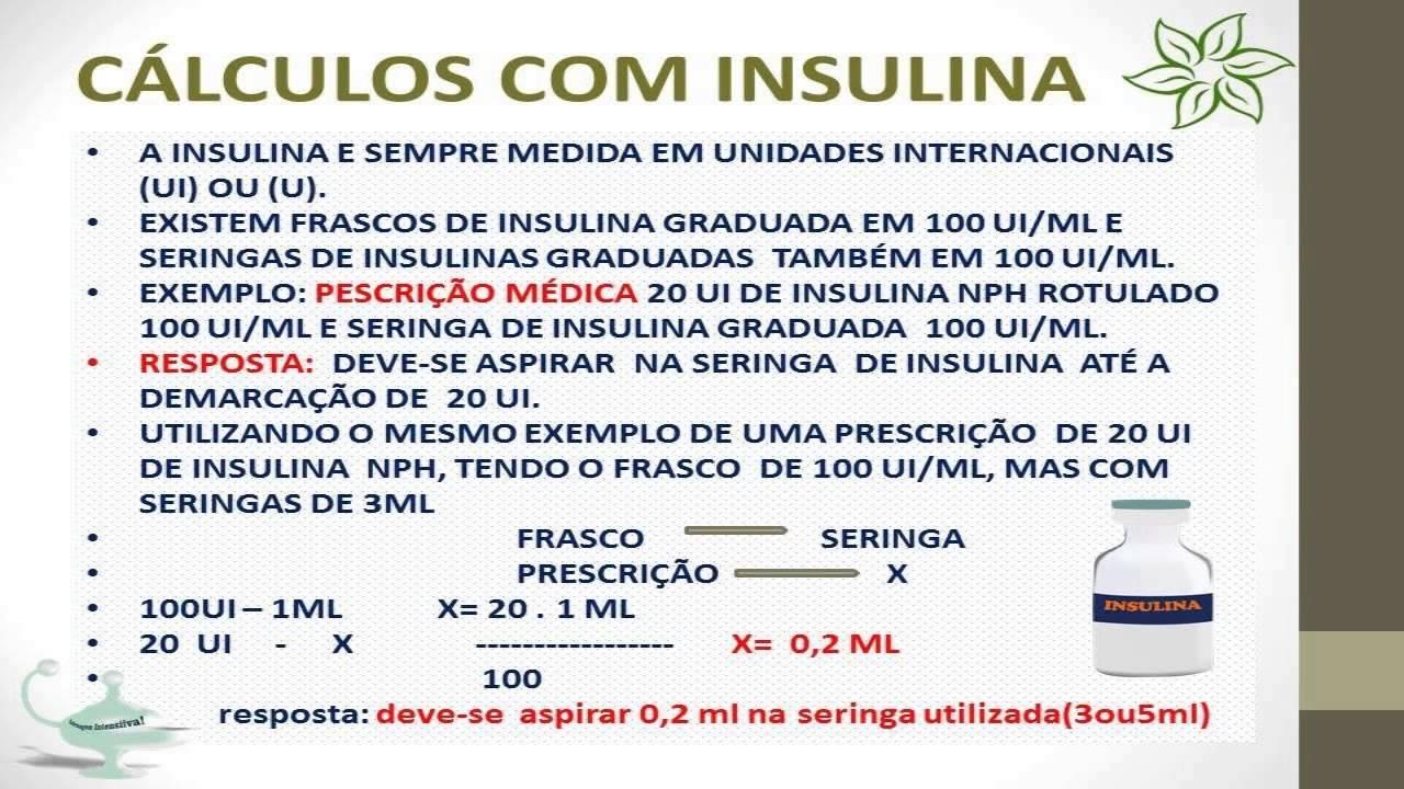 CÁLCULO DE MEDICAMENTOS - YouTube