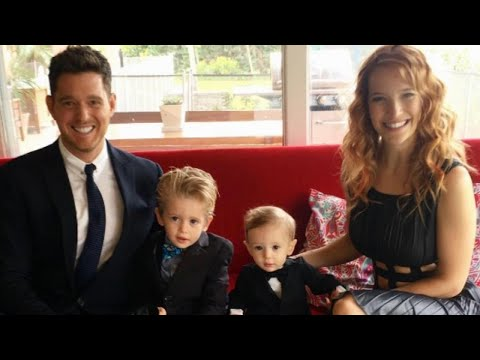 Michael Buble's Wife Luisana Shares Touching New Photo of Son Noah Following Cancer Scare