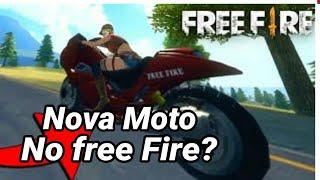 Nova Moto Do Free Fire/Moto Foda.
