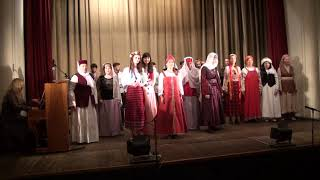 Концерт оперной студии ОРФЕЙ ДК Маяк, посвященный 70летию Великой Победы в ВОВ.