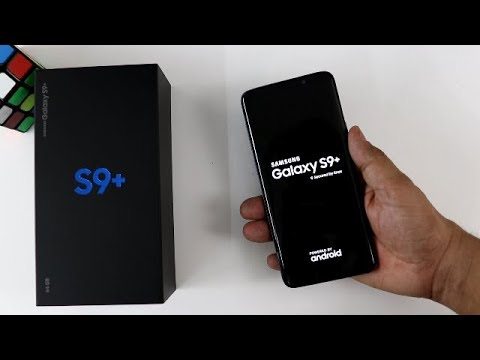 samsung galaxy s9 plus unboxing and review i hindi youtube. Black Bedroom Furniture Sets. Home Design Ideas