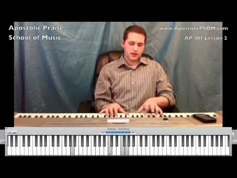 Silver and Gold   Advanced Fills and Left Handed Chords