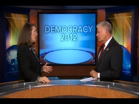 Democracy 2012: 5 minutes with Rep. Diana DeGette