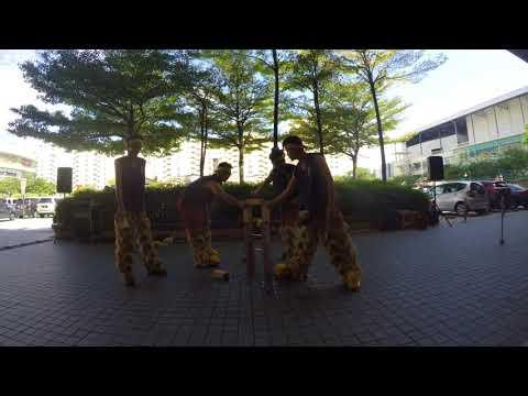 Sir Yi Lion Dance @ Martial Arts # 04/02/2018