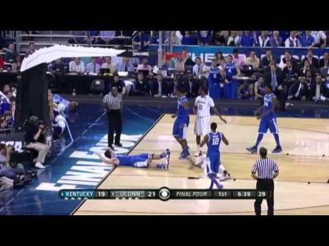 UConn vs. Kentucky - 2011 NCAA Tournament - Final Four
