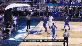 UConn vs. Kentucky - 2011 NCAA Tournament - Final Four